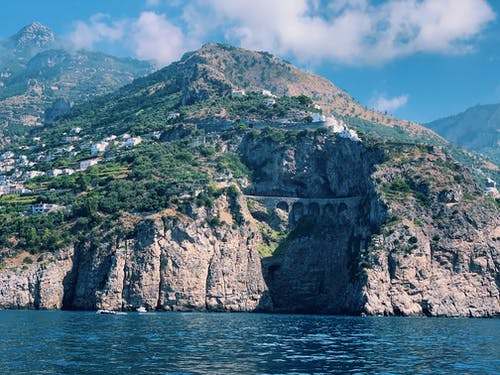 Ảnh lưu trữ miễn phí về amalfi, biển Địa Trung Hải, bờ biển Amalfi, cầu