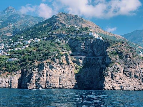 Free stock photo of amalfi, amalfi coast, blue, blue sky