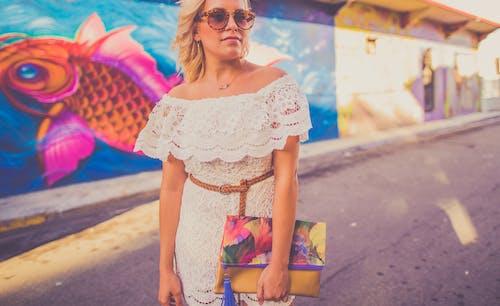 Darmowe zdjęcie z galerii z kobieta, moda, nosić, osoba