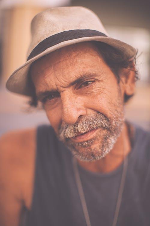 Fotos de stock gratuitas de anciano, barba, Bigote, de buen ver