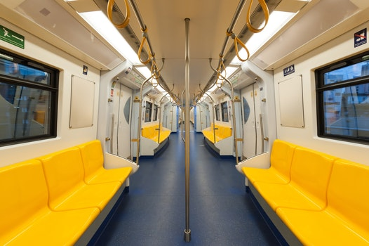 Free stock photo of city, rails, train, vehicle