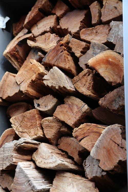 Ilmainen kuvapankkikuva tunnisteilla polttopuut, puupino