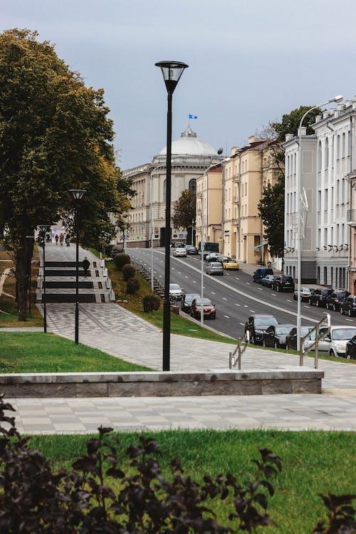 Darmowe zdjęcie z galerii z mińsk, ulica
