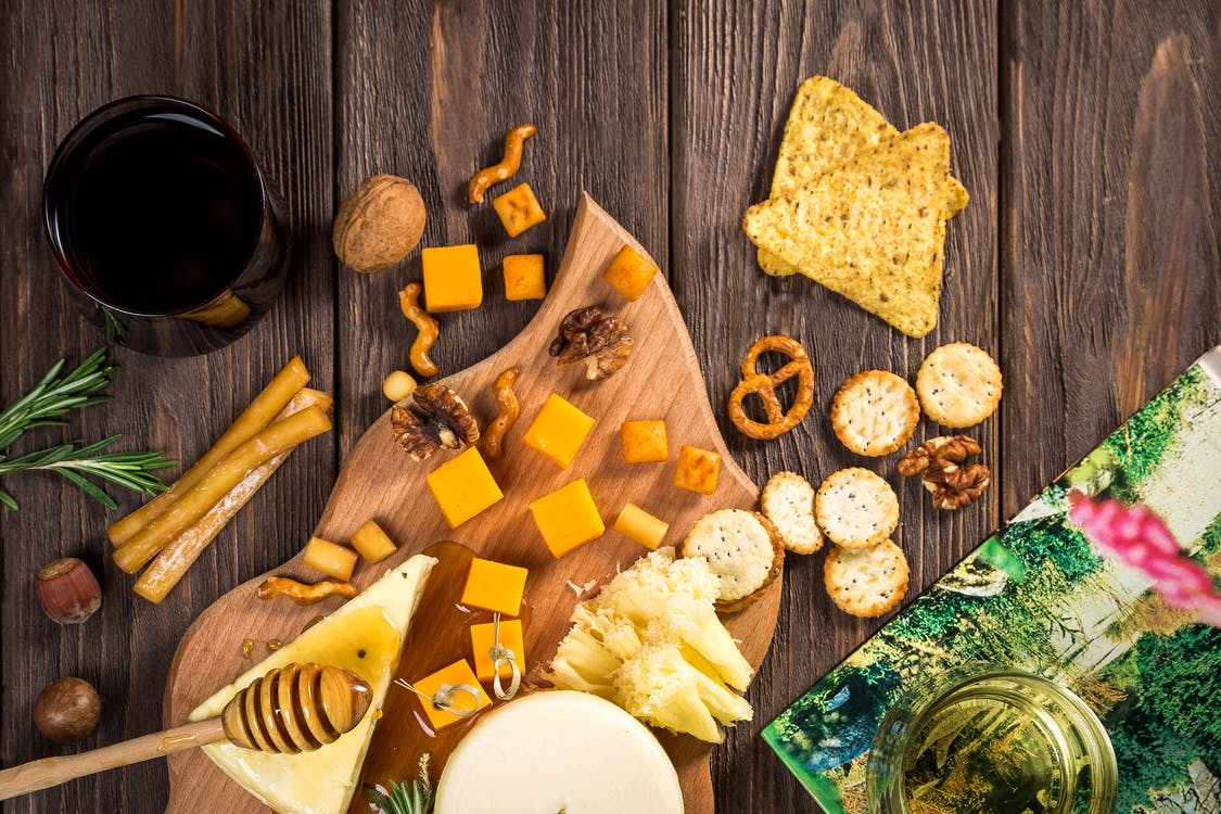 appetizer, cheese, cheese plate