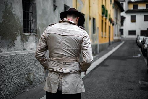 Free stock photo of back, city, crime