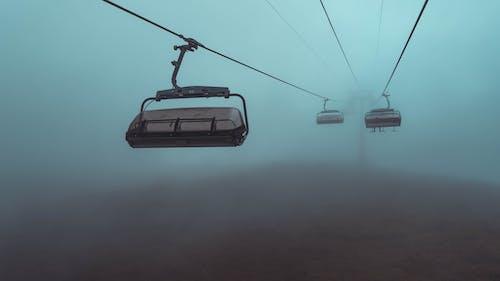 Kostnadsfri bild av dimma, dimmig, dyster, himmel