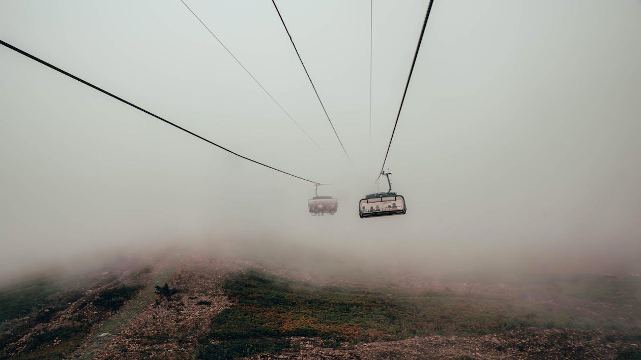 dzień, fotografia przyrodnicza, góra