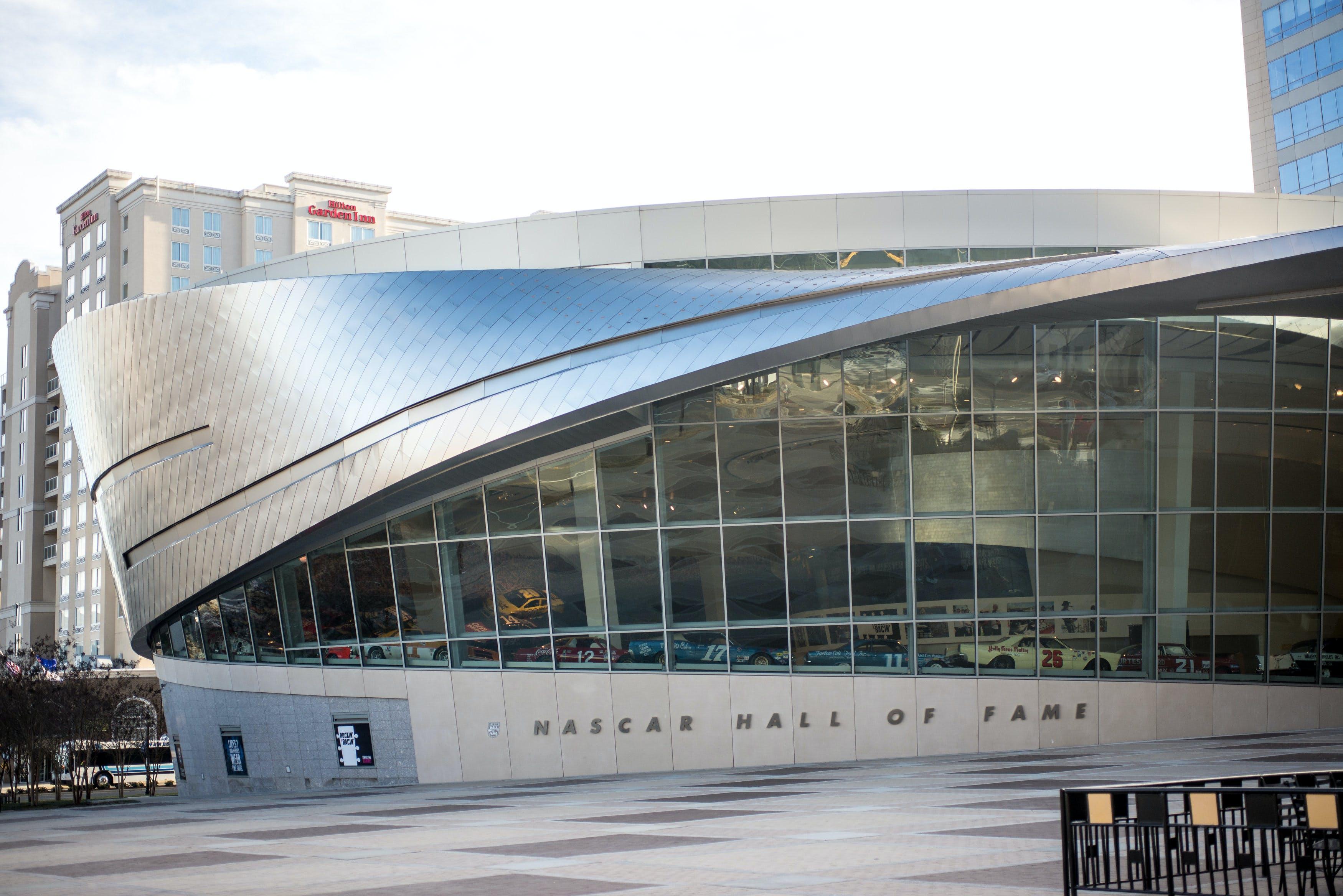 Nascar Hall of Fame Building