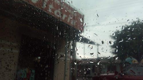 Foto profissional grátis de chuva, copo