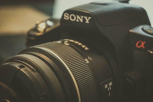 Fotobanka sbezplatnými fotkami na tému fotoaparát, technológie