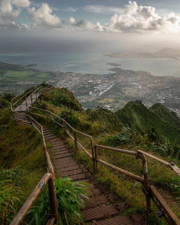 Photo De Paysages De Montagne