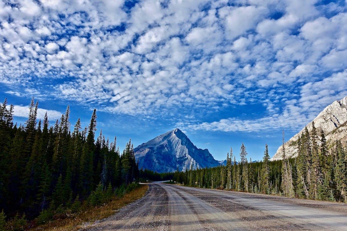 απόσταση, άσφαλτος, αυτοκινητόδρομος