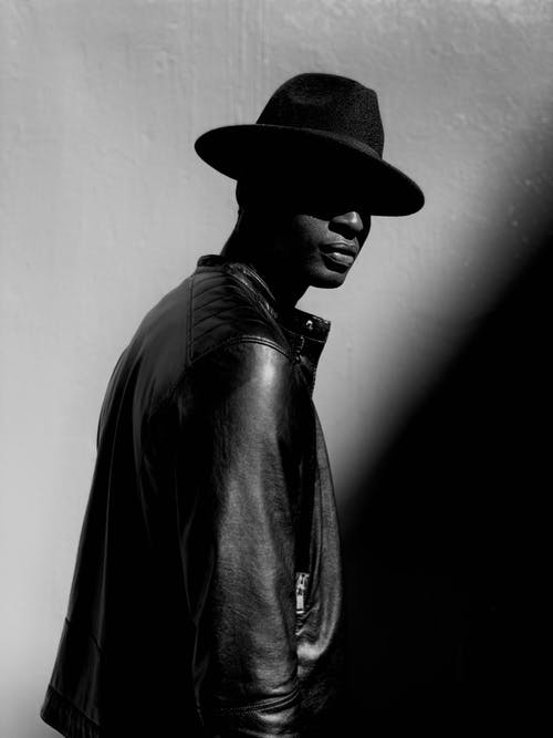 Ingyenes stockfotó afro-amerikai férfi, divat, fedora, fekete ember témában
