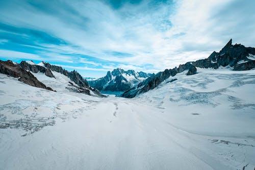 Kostenloses Stock Foto zu berg, felsiger berg, kalt, landschaft