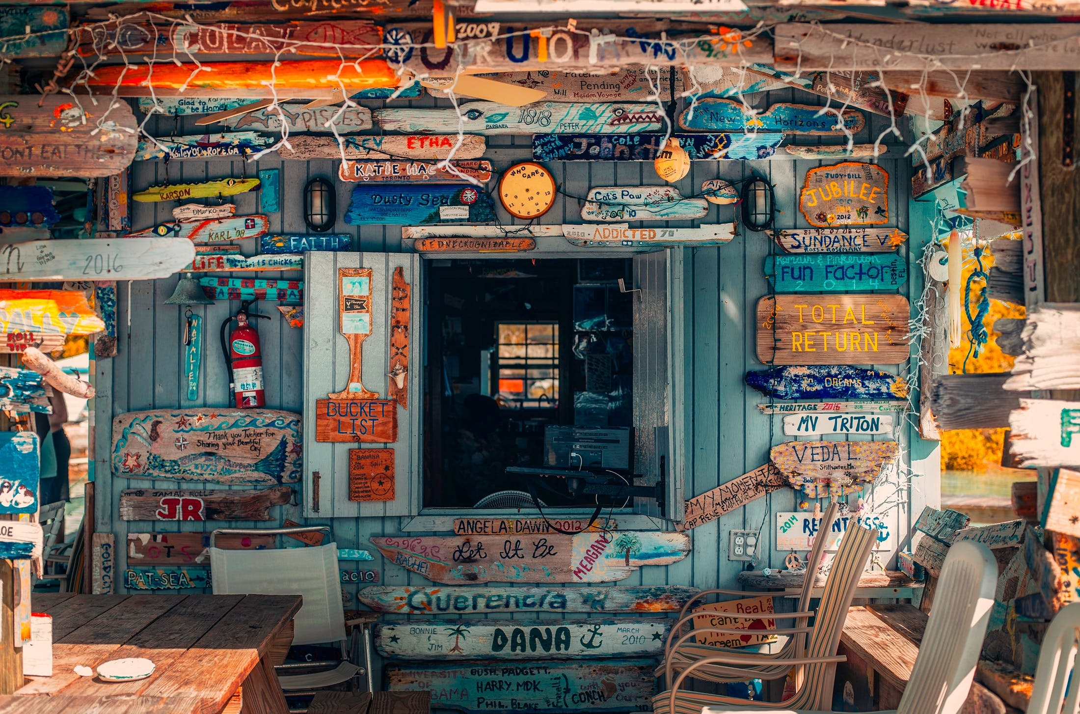 Free stock photo of Bahamas, café, hdr, holiday