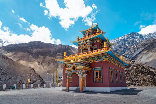 Free stock photo of clouds, Gue, Gue Mummy, monastery