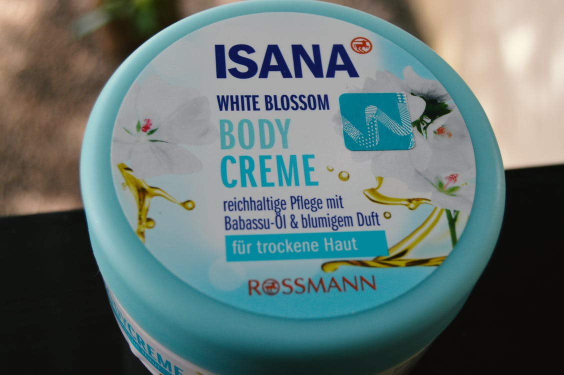 body cream, cream, skin care