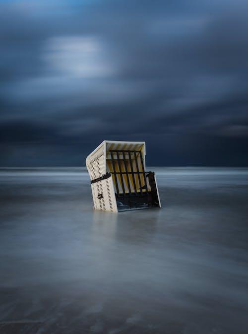 คลังภาพถ่ายฟรี ของ กลางแจ้ง, การเปิดรับแสงนาน, ชายทะเล, ชายหาด