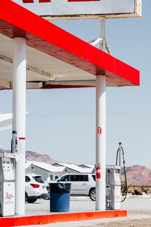 Ilmainen kuvapankkikuva tunnisteilla bensa-asema, bensapumppu, bensiiniasema, business