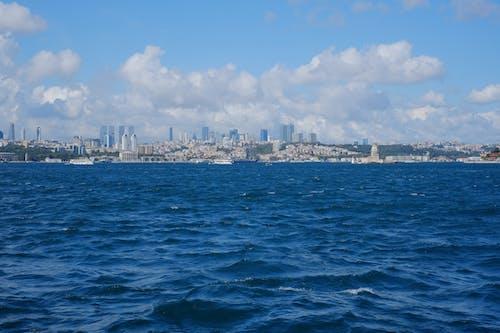 Free stock photo of boat ferry, Istanbul, sea, turkey
