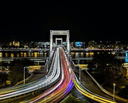 Gratis stockfoto met auto, Boedapest, brug, Europa