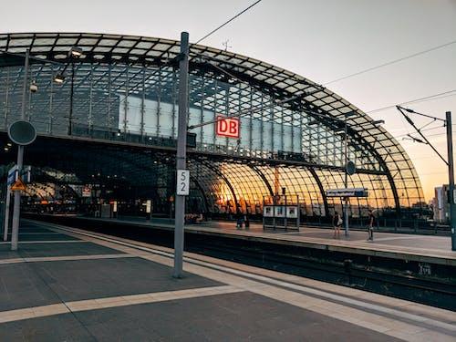 Fotos de stock gratuitas de Alemania, Berlín, central, deutsche bahn
