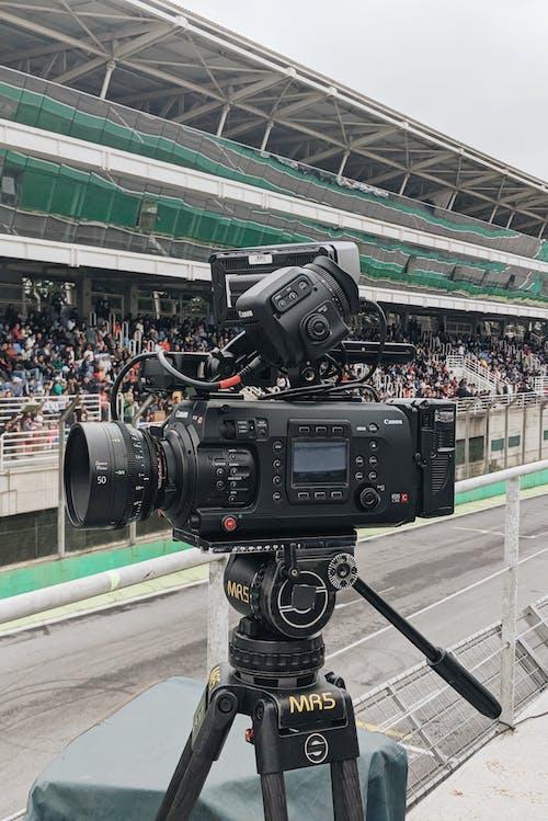 çekim, ekipman, kamera lensi, kapsama içeren Ücretsiz stok fotoğraf