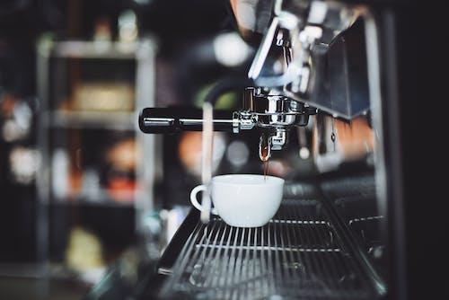 Foto d'estoc gratuïta de cafè, cafè exprés, concentrar-se, copa
