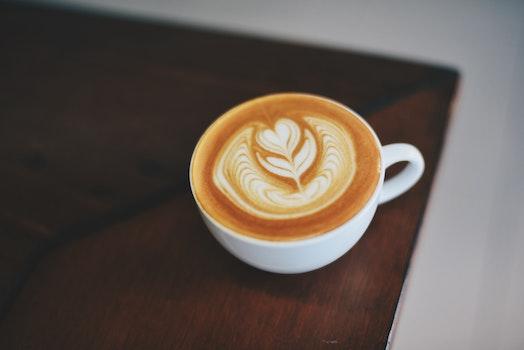 Free stock photo of art, caffeine, cup, mug