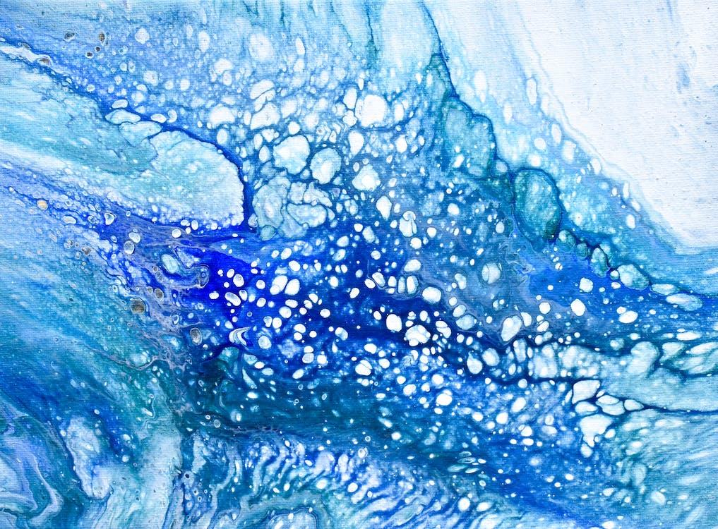 Immagine gratuita di acrilici colati, acrilico, arte astratta