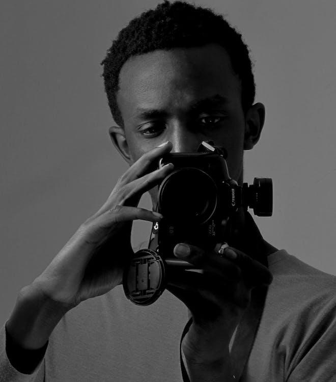 canon, digitális kamera, dslr