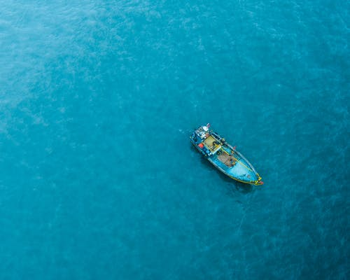 Free stock photo of fishing, fishing boat