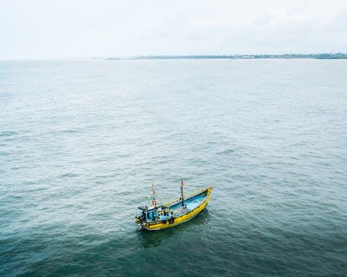 Free stock photo of boats, fishing boats