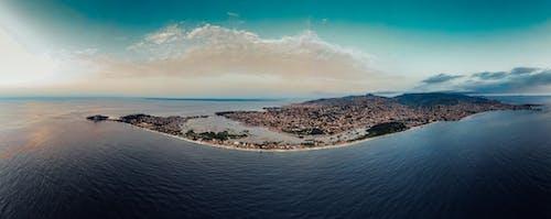 Kostnadsfri bild av berg, dagsljus, flygfoto, hav