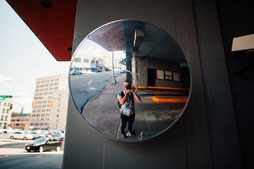 Darmowe zdjęcie z galerii z aparat, architektura, fisheye, fotograf