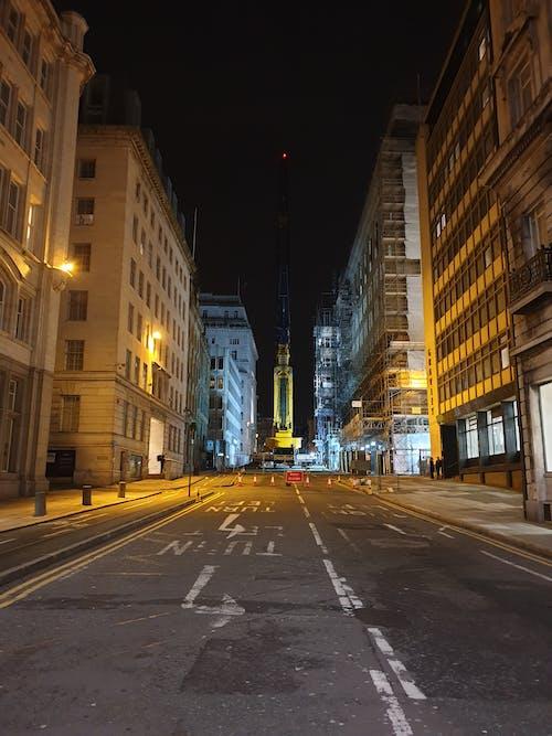 Imagine de stoc gratuită din clădiri vechi, drum liber, gol, liverpool