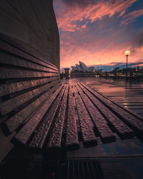 Foto profissional grátis de água, arquitetura, atração turística, Austrália