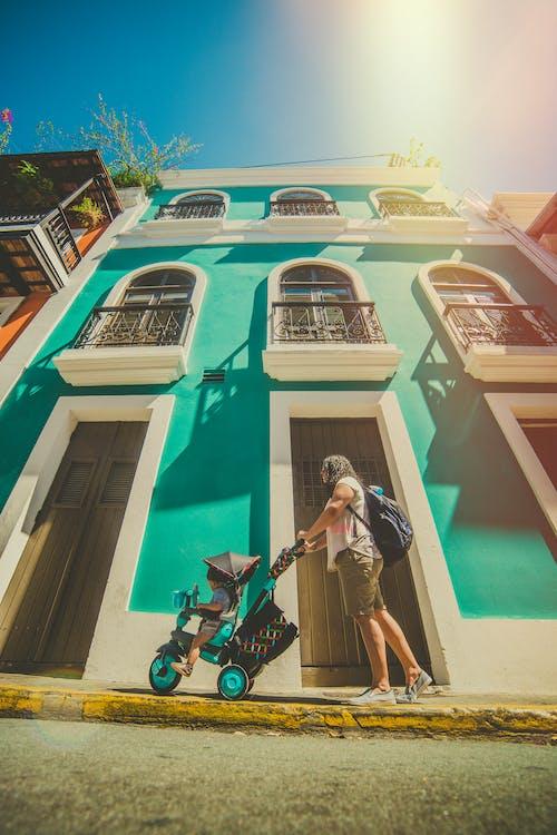 거리, 건축, 도로, 도시의 무료 스톡 사진