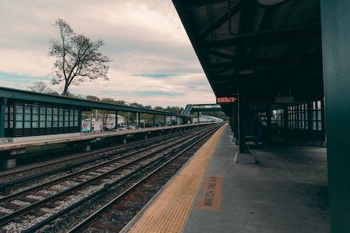 Darmowe zdjęcie z galerii z pociąg, stacja