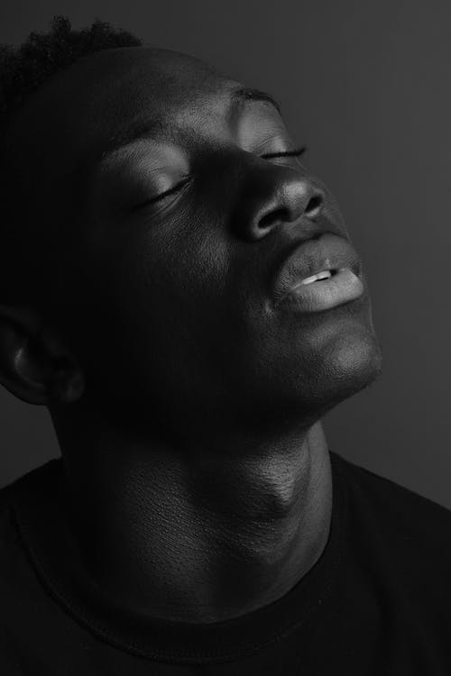Close-up Photography of a Man