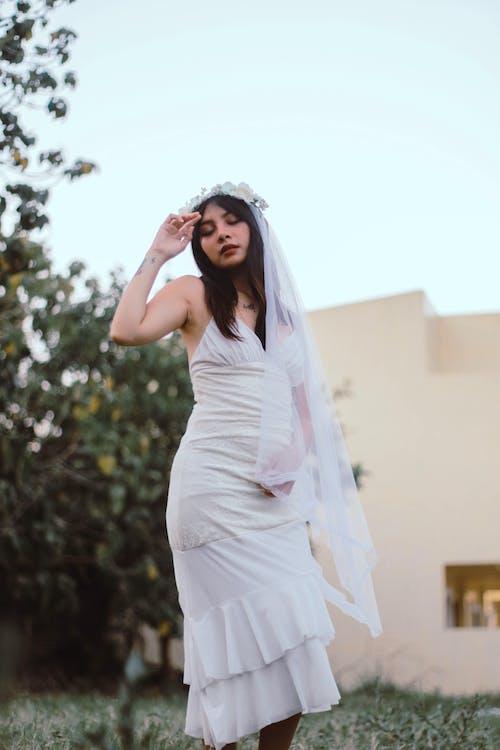 Gratis stockfoto met . #selfphotography #model #portrait #canon #photog, bruid, mooie bruid
