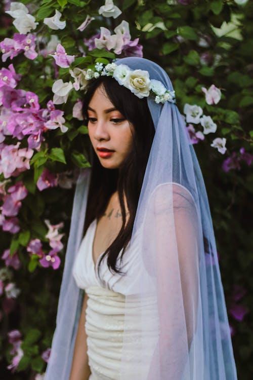 Gratis stockfoto met bruid, mooie bruid