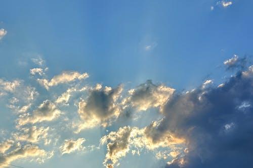 Free stock photo of cloud, cloudscape, landscape, sunset