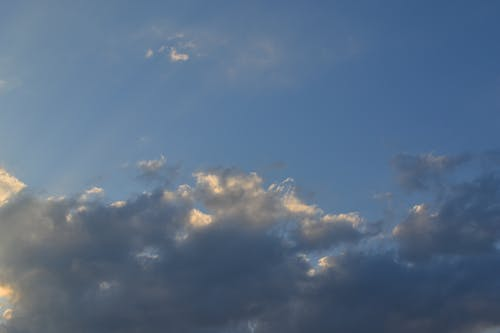 Free stock photo of cloud, clouds, cloudy sky, sunset