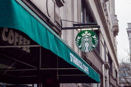 Starbucks Signboard