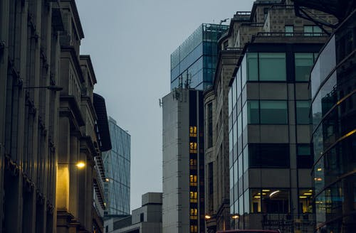 Photos gratuites de architecture, bâtiments, bureaux, ciel