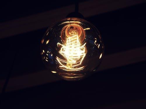 光, 漆黑, 燈 的 免費圖庫相片