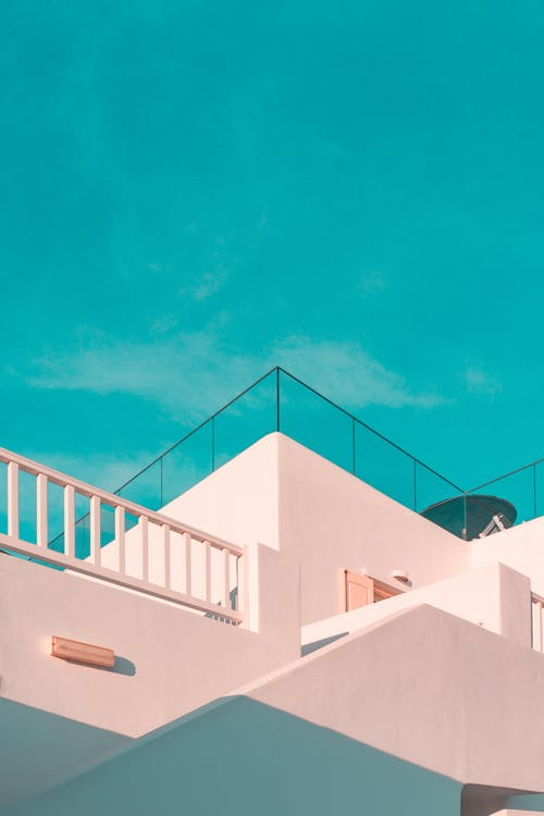 คลังภาพถ่ายฟรี ของ กลางวัน, กลางแจ้ง, การออกแบบสถาปัตยกรรม, คอนกรีต