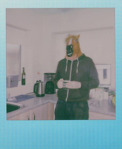 Fotobanka sbezplatnými fotkami na tému človek, hrnček, kichen, kostým