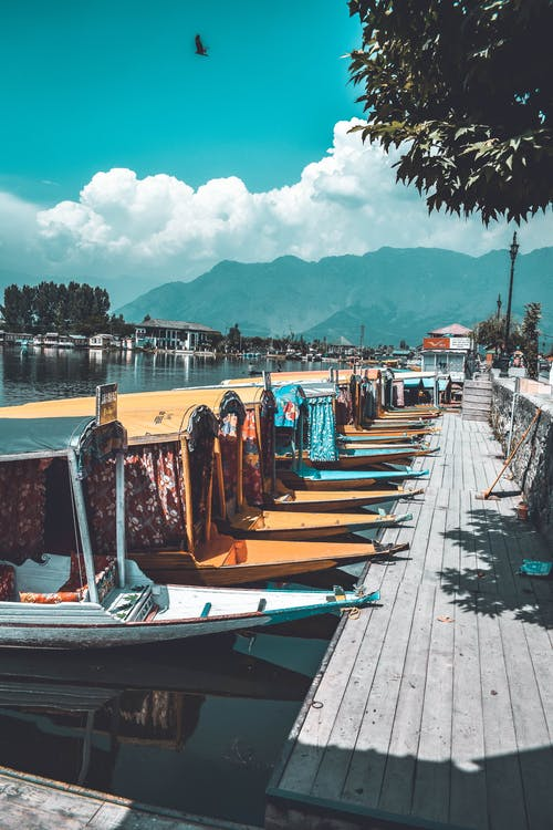 Immagine gratuita di amore, barche, bellissimo, cielo nuvoloso